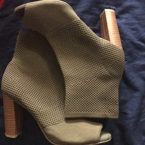Shoes - Olive Green Shoes